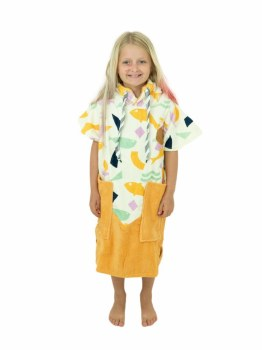 ALL-IN JUNIOR V PONCHO FISHBIRD/MELON