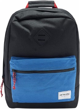 CAYO BACKPACK BLACK/BLUE