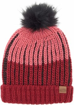 KNITTED BEANIE AVORA RED