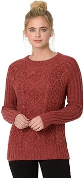 ANIMAL ERRIE KNIT JUMPER RED 6