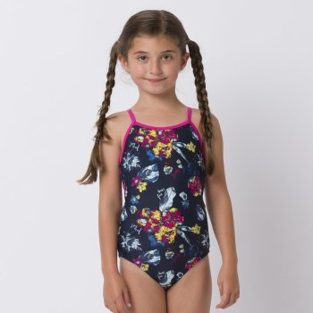 ANIMAL HANALEI GIRLS SWIM AGE 3/4