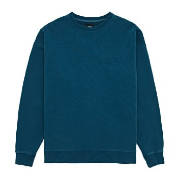ANIMAL SCLOSAD CREW SWEAT BLUE L