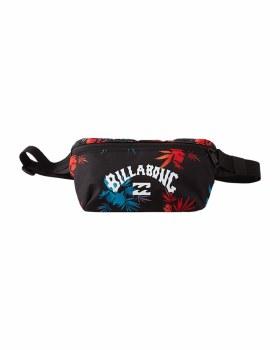 BILLABONG CACHE BUM BAG BLACK