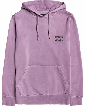 BILLABONG CRAYON WAVE HOODY PURP S