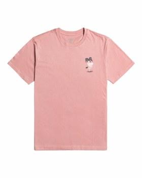 BB MEN'S PARADISE LOST T-SHIRT PINK S