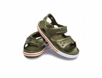crocs kids sandal II GRN C6