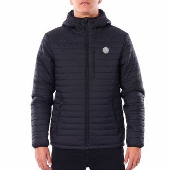 RIP CURL MELTING ANTI SERIES JKT BLK M