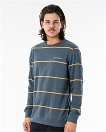 RIP CURL SATWATER CULTURE CREW NAVY S