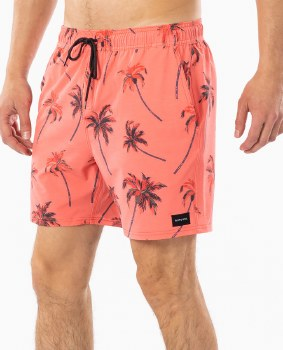 RIP CURL BEACH PARTY VOLLEY RED S