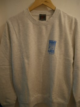 SHOP CREW SWEAT P2 ASH XL
