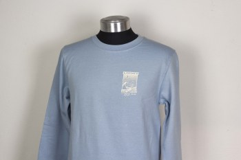 SHOP CREW SWEAT P2 LT BLUE S