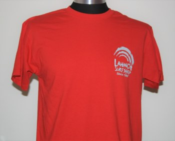 JUNIOR SHOP TEE PRINT 3 RED BA