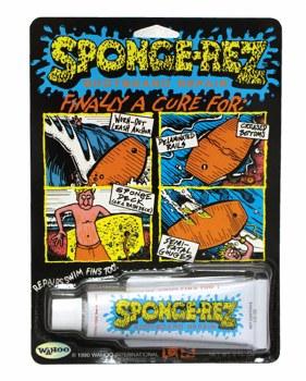 Sponge Rez Bodyboard repair