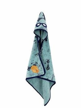 ALL-IN B CREW CAP TOWEL CAMPING