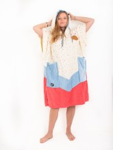 ALL-IN V PONCHO BUMPY HANG10 ADULT