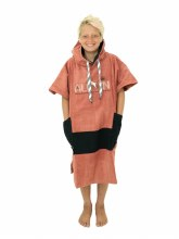 ALL-IN JUNIOR V PONCHO GAMMER/BROWN