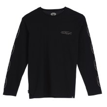 ANIMAL BOARDWALK LS TEE BLACK XL