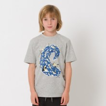ANIMAL PARTY WAVE TEE BXS