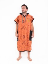 ALL-IN CLASSIC PONCHO BUMPY YETI ADULT