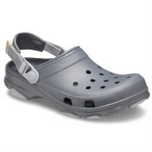 CROCS CLASSIC ALL TERR CLOG GREY M11