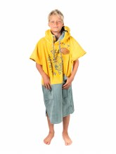 ALL-IN V PONCHO HIGH SURF JUNIOR