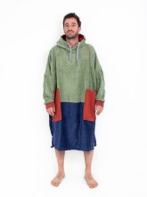 LONG SLEEVES PONCHO FASTER