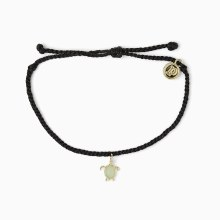 PV CHARITY CHARM BRACELET SEA TURTLE GOLD