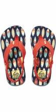REEF Little Ahi RED SURFER C7/8