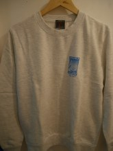 SHOP CREW SWEAT P2 ASH XS