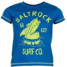 SALTROCK GROMS SHARKIE TEE 5/6