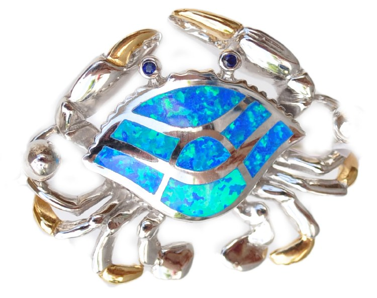 KV-QSS0169 IA03 Crab Topper