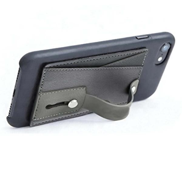 Mad Man Phone Wallet Stand