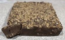 Chocolate Fudge w/ Heath English toffee