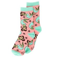 Mermaid Crew Socks