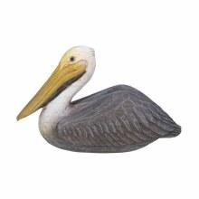 Pelican Sitting Brown