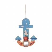 Anchor w/Seagull Bottle Opener