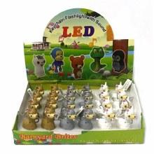 Light up Llama Keychain