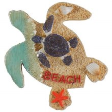 Resin Turtle shape Sand/Water Magnet