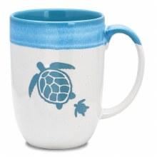 Dipped Mug Sea Turtles