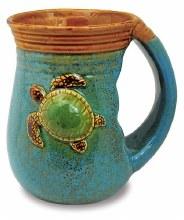 Handwarmer Mug SummerSeaTurtle
