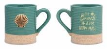 Sandy Scallop Mug