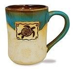 Potters Mug Sea Turtle