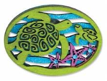 Laser Cut Sea Turtle