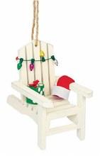 Adirondack Chair w/lights