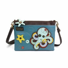 Octopus - Mini Crossbody