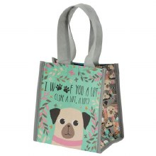 I Woof You A Lot Small gift Bag