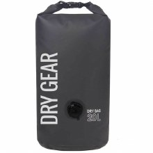 Mad Man 20L Black Dry Bag
