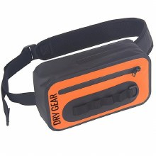 Mad Man Orange Dry Waist Bag