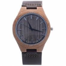 Mad Man Boyd Bamboo Watch