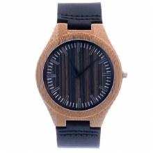 Mad Man Meridian Bamboo Watch